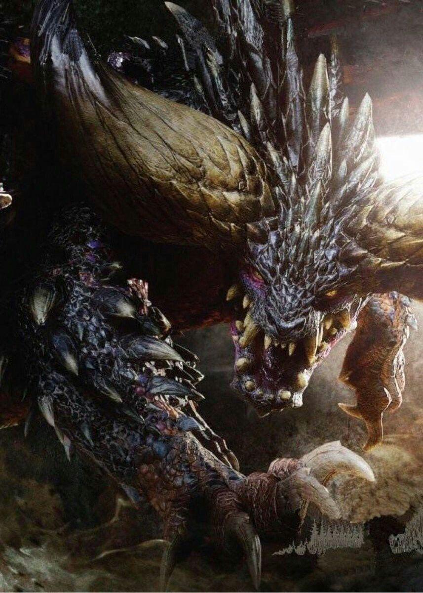 Pin By Wolf King On Video Games Monster Hunter Monster Hunter
