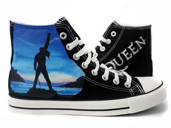 Mercury QueenFreddie Pimpamcreations By Tribute Zapatillas vmONw8n0