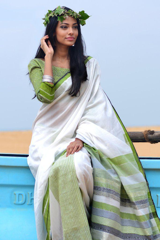 Fern Saree from FashionMarket.lk