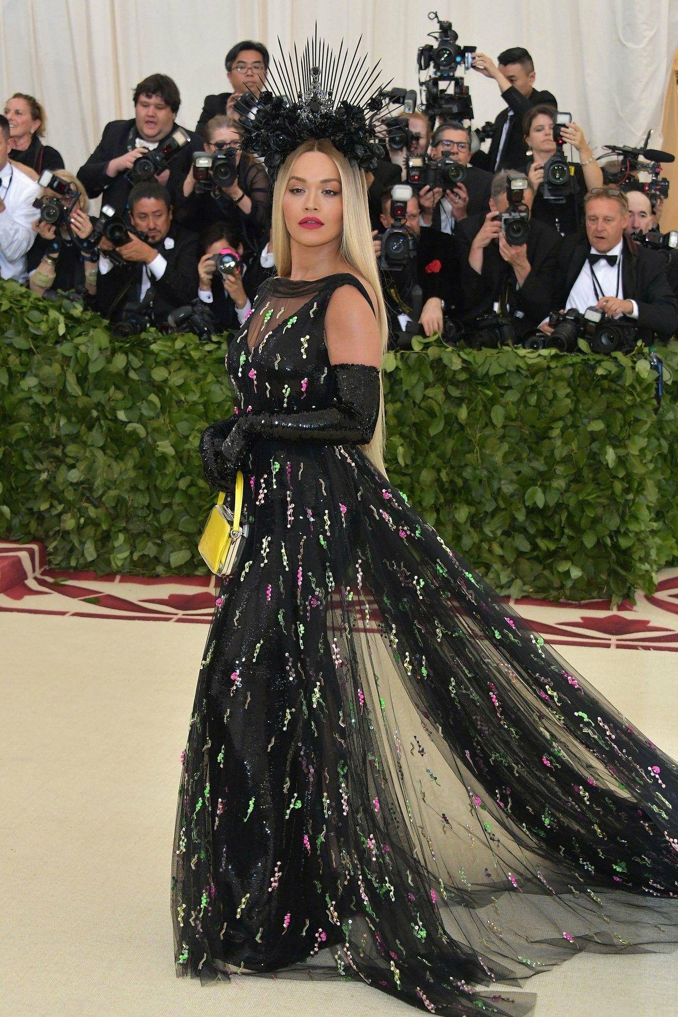 b1b936bb Rita Ora Met Ball 2018 | Fashion Inspiration | Gala dresses, Met ...