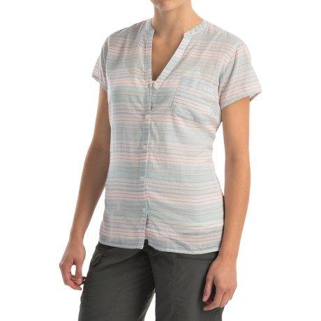 Columbia Sportswear Womens Sun Drifter Short Sleeve Shirt