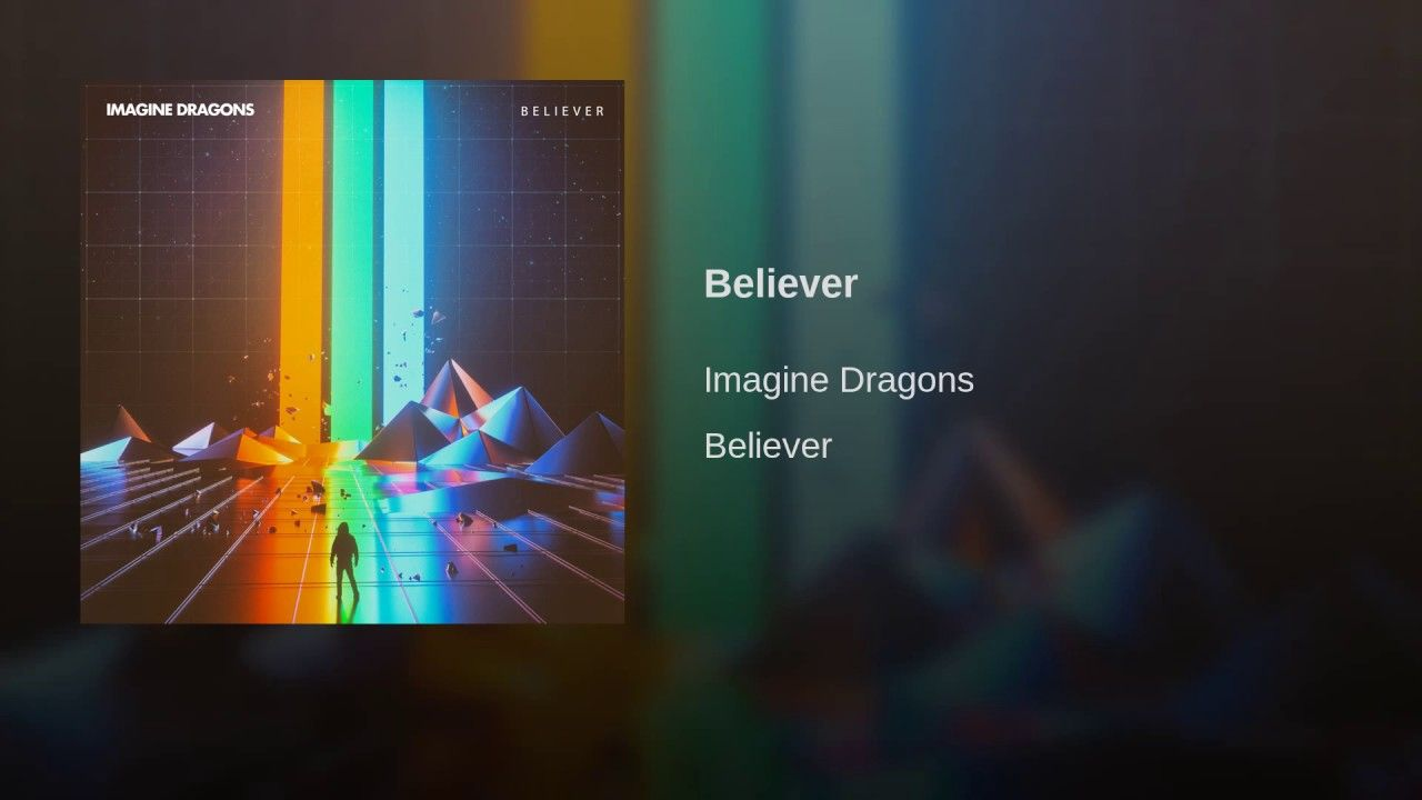 Believer Imagine Dragons I M Fired Up And Tired Of The Way Things Have Been I M The One At The Sail Believer Imagine Dragons Imagine Dragons Believe