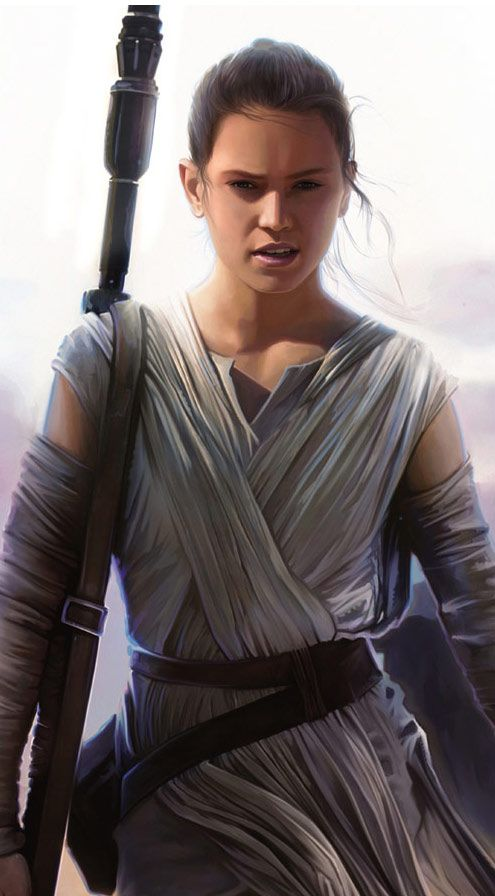 Star Wars Wallpapers Hd And Widescreen Rey Star Wars The Force Awakens Wallpaper Http Www Fabuloussavers Com Re Rey Star Wars Star Wars Wallpaper Star Wars