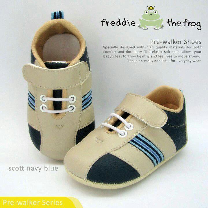 Sepatu Freddie The Frog Scott Navy Blue 90ribu Ukuran Sol No 3 11 Cm Untuk Umur Sekitar 0 6 B Sepatu Bayi Sepatu Dan Anak