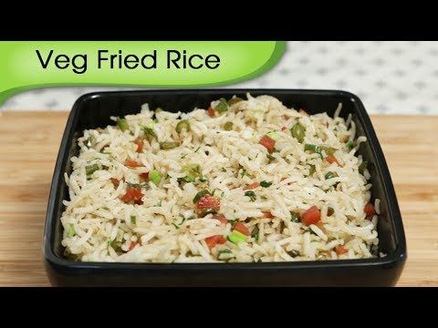 Veg fried rice how to make fried rice simple and easy rice veg fried rice how to make fried rice simple and easy rice recipe by ccuart Gallery