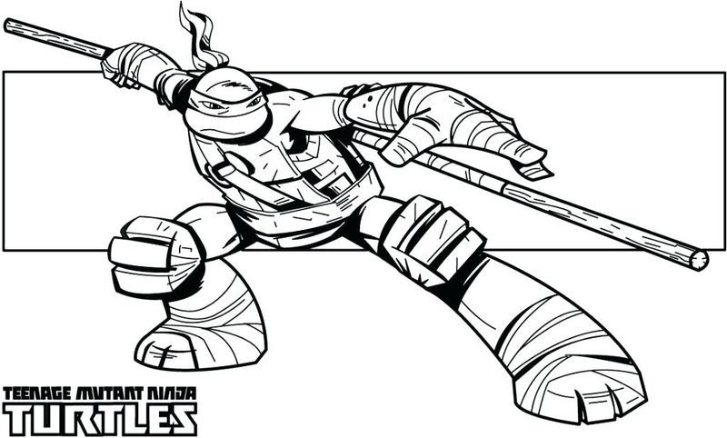 Malvorlagen Ninja Turtles Halaman Mewarnai Buku Mewarnai Ninja Turtle