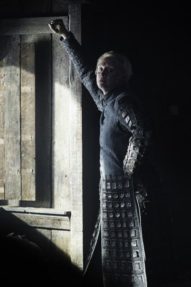 Brienne waits