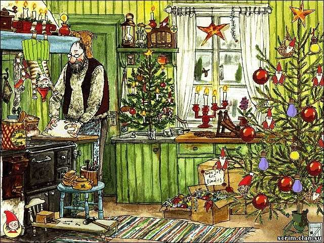 pettson och findus jul