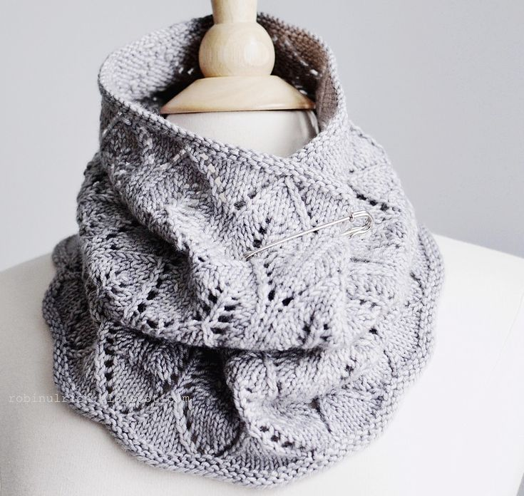 Free Knitted Cowl Patterns Robin Ulrich Studio New Knitting