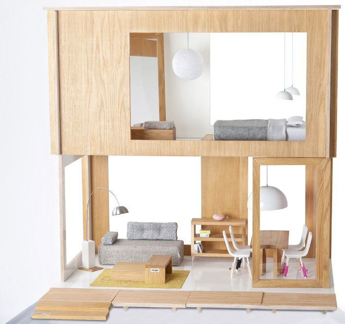 Miniio Is The Modernist Dolls House Par Excellence Designed And