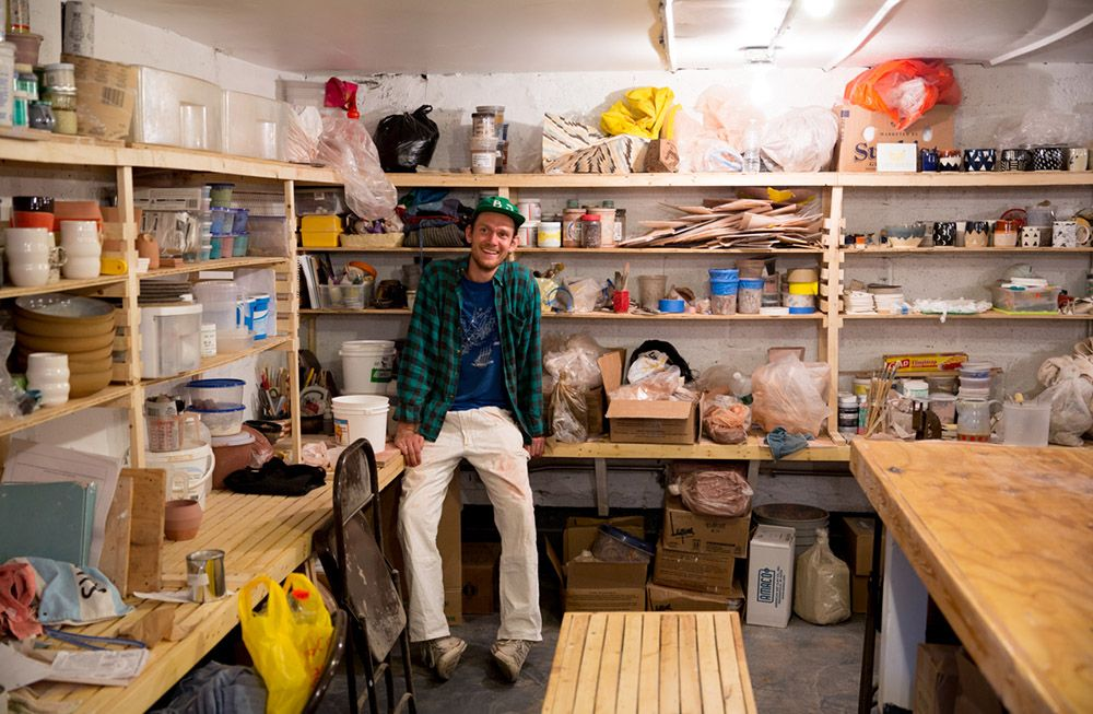 pottery classes nyc brooklyn