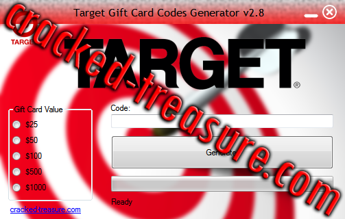 How To Get Free Target Gift Card Codes Generator: http://target ...