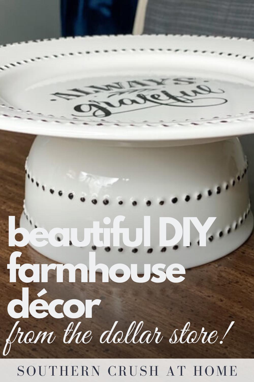 17 diy christmas decorations dollar store farmhouse ideas
