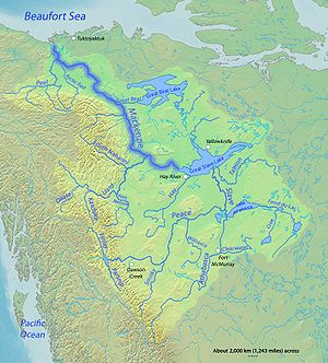 List of longest rivers in Canada with cool interactive map maps