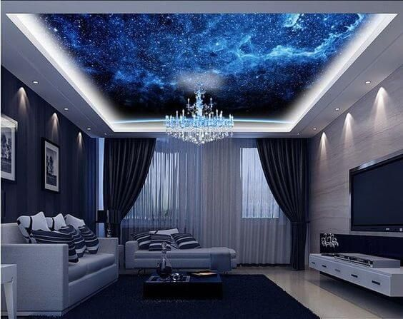 Ceiling+for+Galactic+Space++Galaxy+Bedroom+Theme+Decor