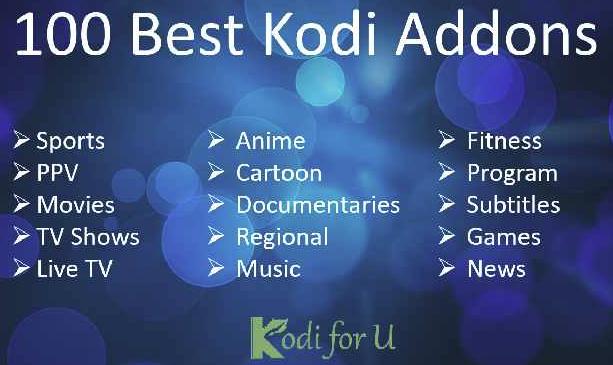 Can You Watch Live Tv On Kodi Fire Stick Best Kodi Addons Of 2020 For Movies Tv Shows Live Iptv Sports More Kodi Streaming Kodi Live Tv Kodi