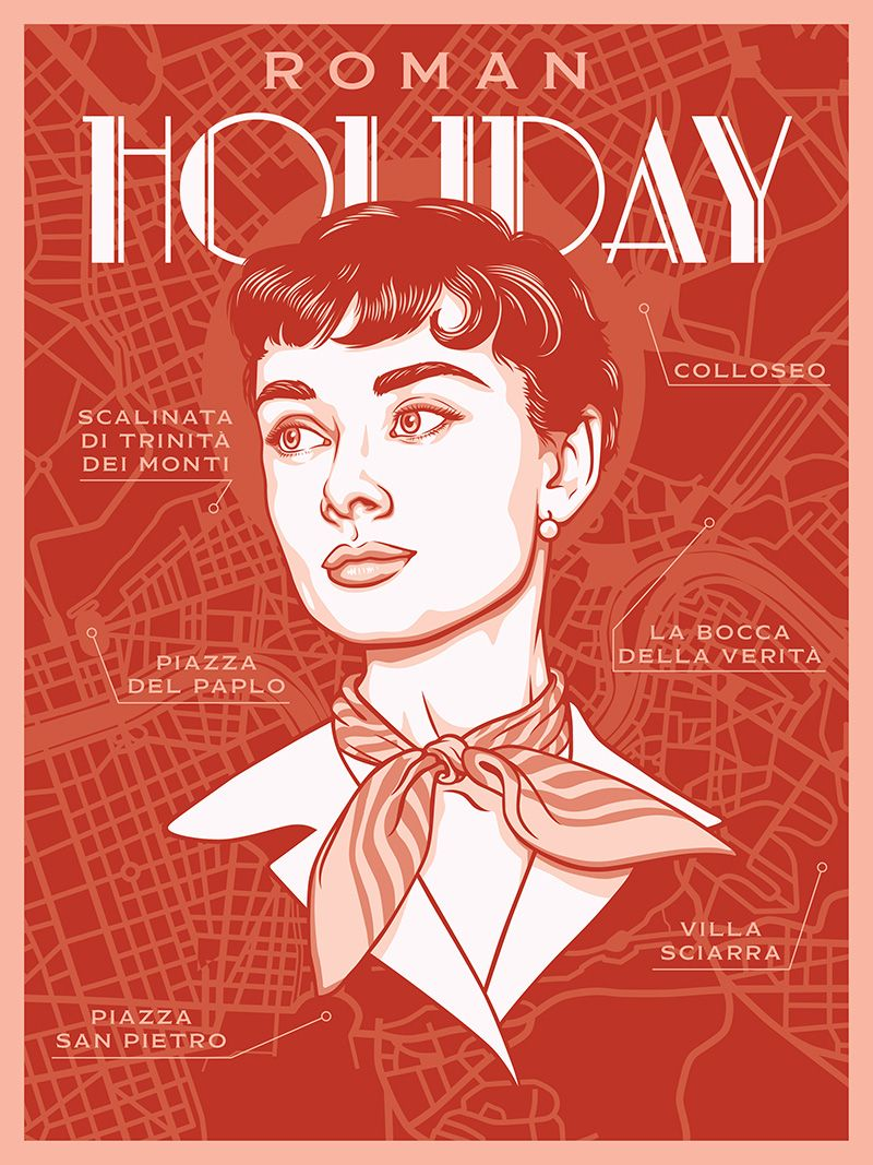 Roman Holiday | DSGN 101 - Dinner Party | Pinterest