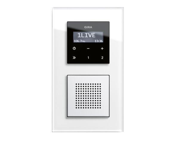 Gira Radio Rds Bauemotion De Schalterprogramm Badezimmer Radio Schalter