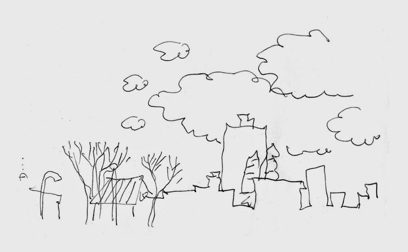 El Jardín de Douglas: ¿Adónde van esas nubes?