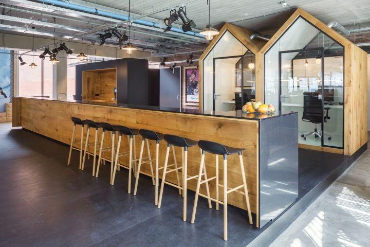 BrandDeli Office By DZAP Amsterdam Netherlands Retail Design Blog