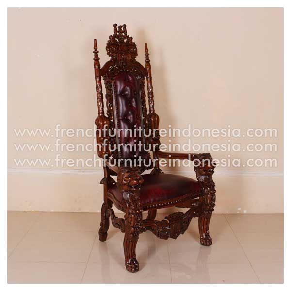 Order Lion King Chair from Antique French Furniture. We are reproduction  furniture 100% export Furniture manufacturer with french furniture style  and good ... - Order Lion King Chair From Antique French Furniture. We Are