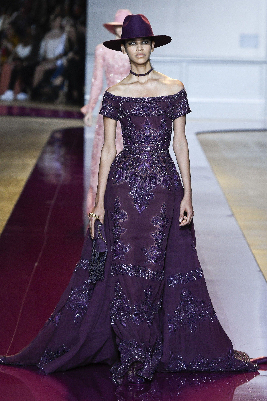 Zuhair murad fall couture fashion show zuhair murad couture