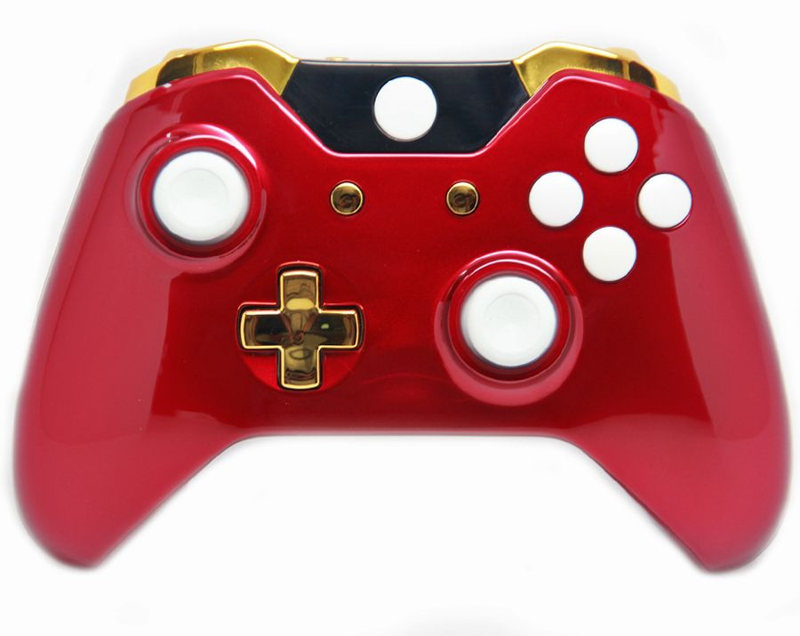 This Is Our Premium Iron Man Xbox One Modded Controller It Is A Perfect Gift For A Special Gamer In Your Life Order Yours Today At H Desenhos Kawaii Kawaii