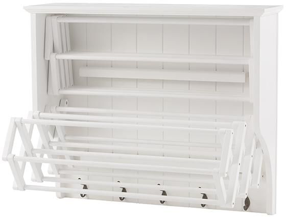 Madison Accordion Wall Mounted Laundry Drying Rack Accordion Drying Rack Laun Indoor Clothes Drying Rack Laundry Drying Rack Wall Wall Mounted Drying Rack