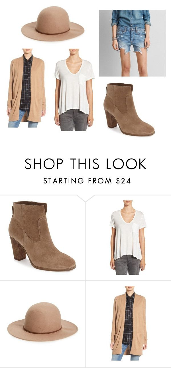 """Instagram outfit #4"" by cmcanitano on Polyvore featuring Vince Camuto, Lush, Hinge, BP. and American Eagle Outfitters"