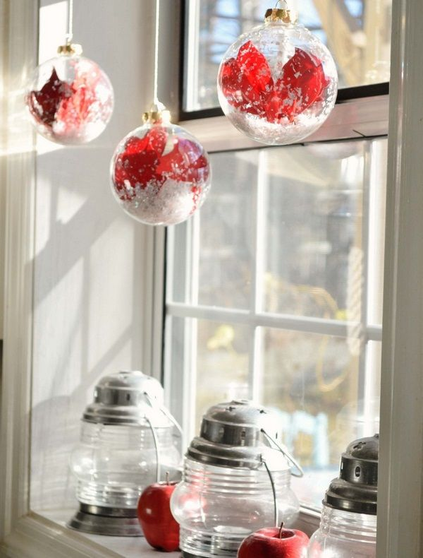 34 Window Sill Decoration Ideas For Interior Christmas - Decor10 & 34 Window Sill Decoration Ideas For Interior Christmas | Window sill ...
