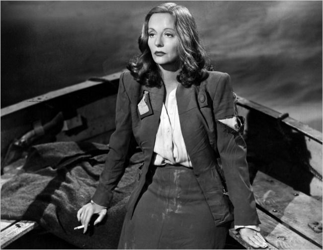 Tallulah Bankhead, legend - wait for it - dary