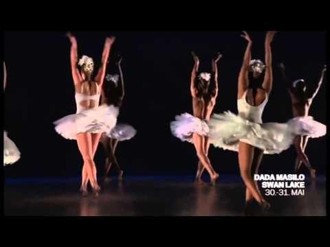 «Swan Lake» av Dada Masilo spilles på Dansens Hus 30.-31. mai - YouTube