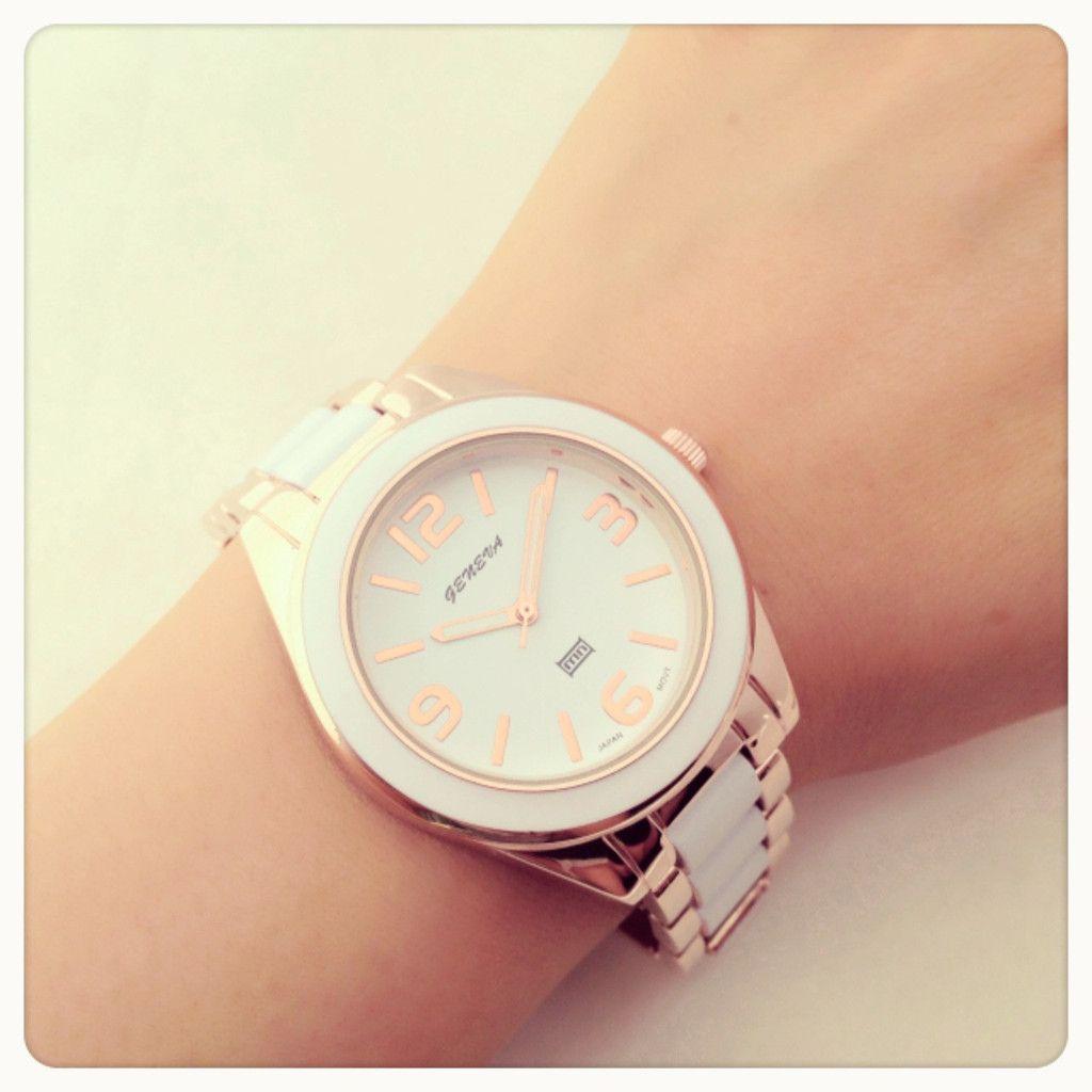 Pastel watch -