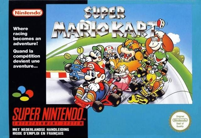 Super Mario Kart Played Every Level As A Miniature Even Rainbow