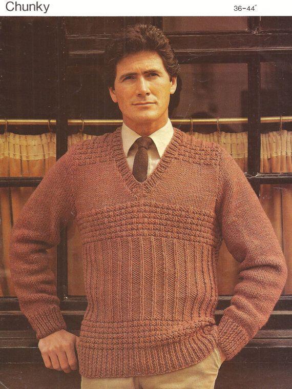 Abc Knitting Patterns Mens Top Down Raglan Sweater At Httpwww