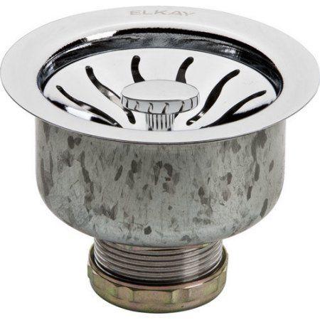 Home Improvement Sink Drain Chrome Stainless Steel Sinks