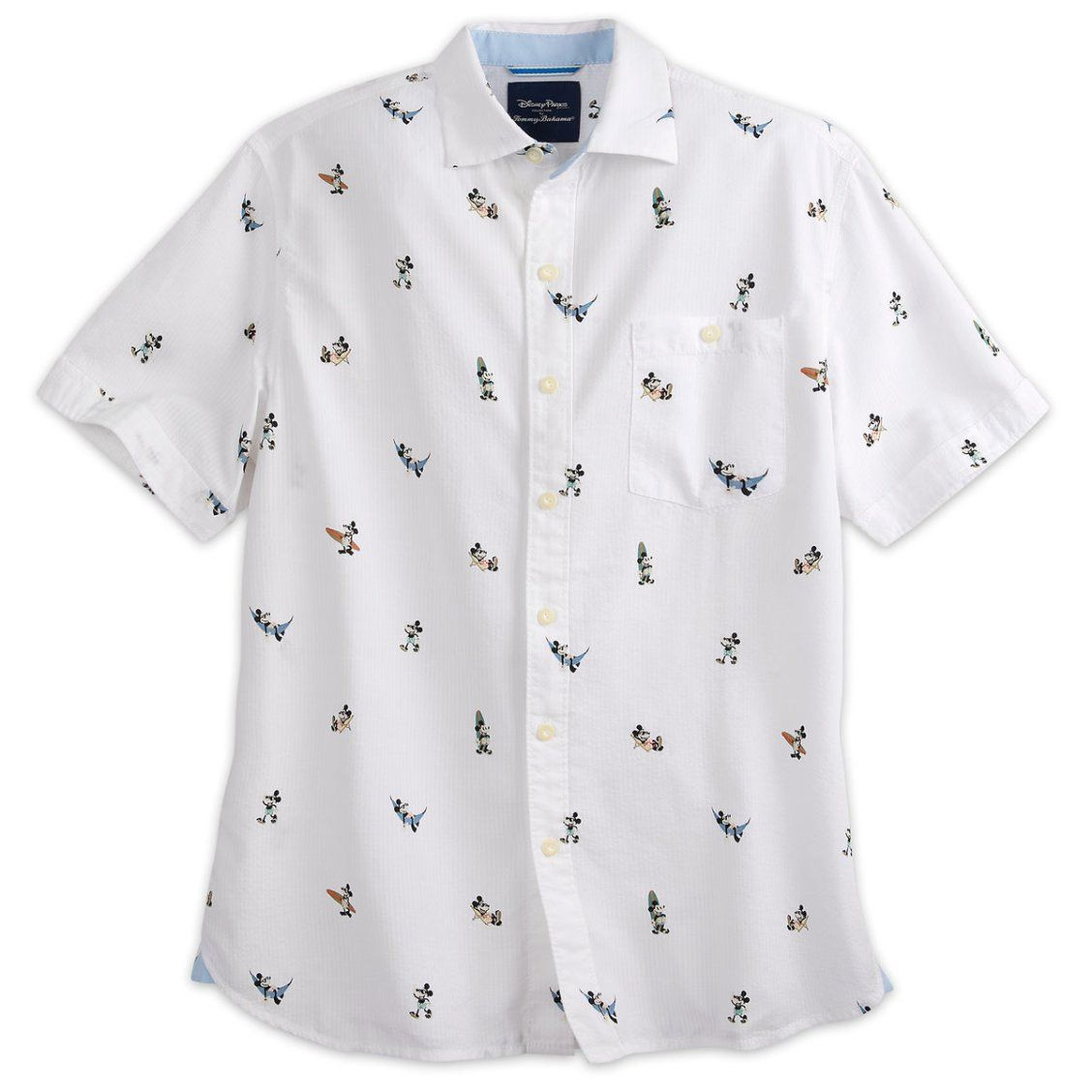 e71686e7 Mickey Mouse Button Shirt for Men by Tommy Bahama in 2019 | Gifts ...
