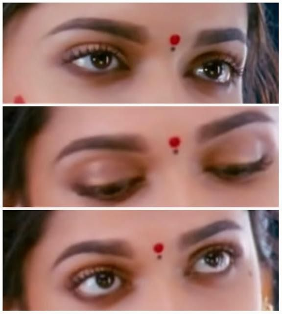 Deepika Padukone Ram Leela Inspired Eye Makeup Paperblog Eye Makeup Under Eye Makeup Deepika Padukone