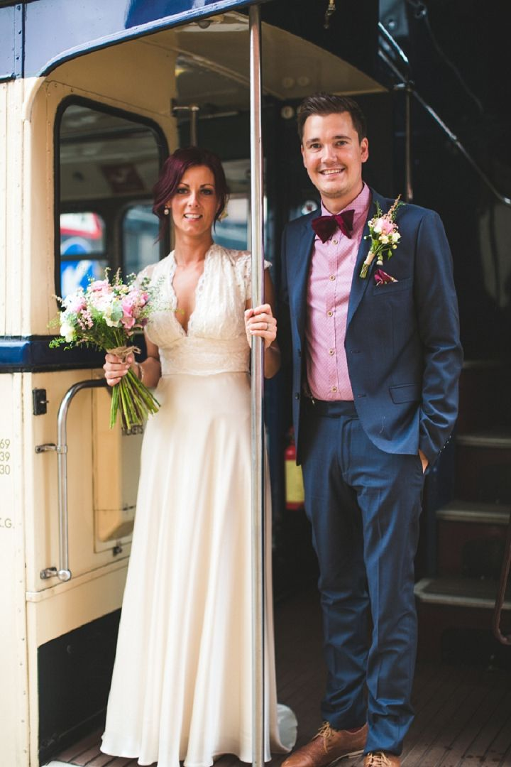 Quirky, Vintage Inspired Wedding In Sheffield By S6