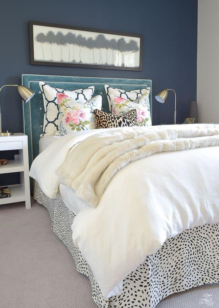 80 Romatic And Elegant Bedroom Decor Ideas 23 Elegant Bedroom