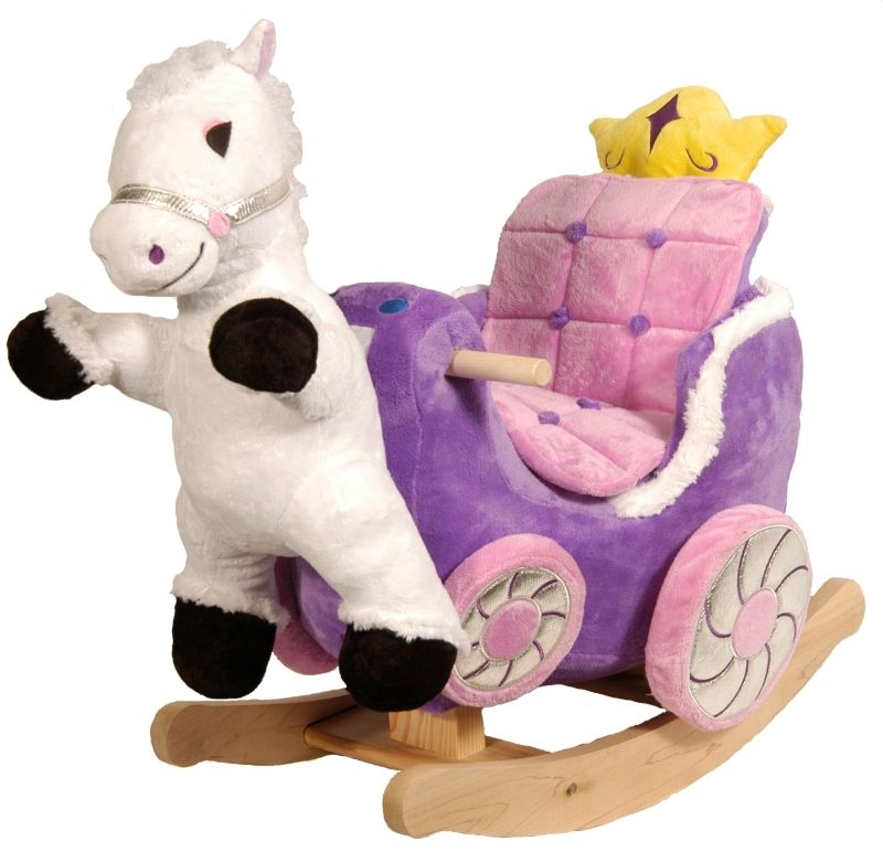 Unique Baby Toys For Girls : Simply unique baby gifts kids rocking toys princess