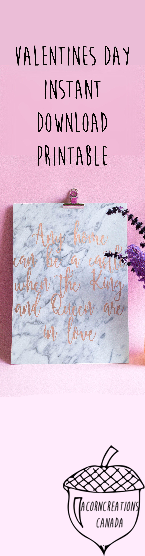 Any home rose gold foil romantic art minimalist master bedroom
