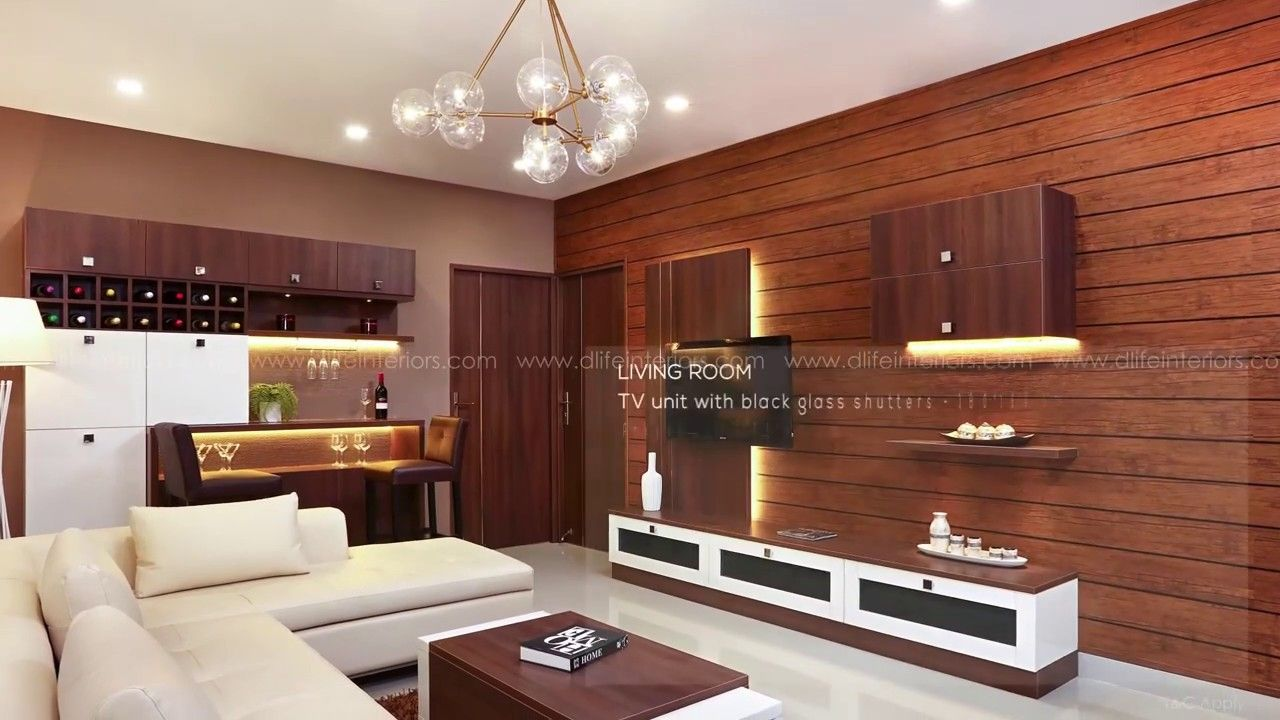 D Life Home Interiors Eleganza Plus Package For Villas