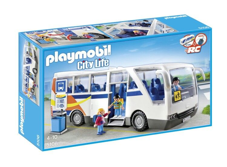 Playmobile city life Playmobil