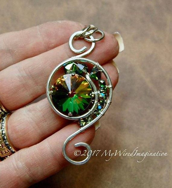 New tutorial release eye of the hurricane wire wrapped pendant new tutorial release eye of the hurricane wire wrapped pendant by bobbi maw aloadofball Choice Image