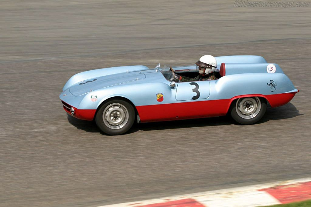 Abarth 207A Boano Spider (Chassis 002 - 2004 Zolder Historic Grand Prix)