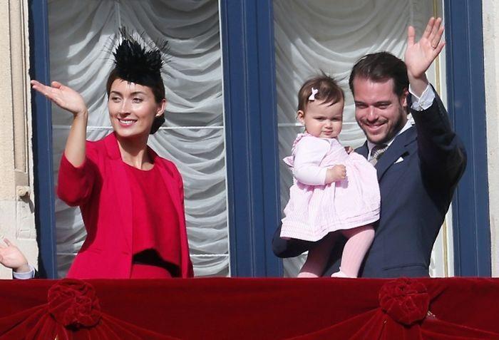 Princess Claire, May 10, 2015 | Royal Hats