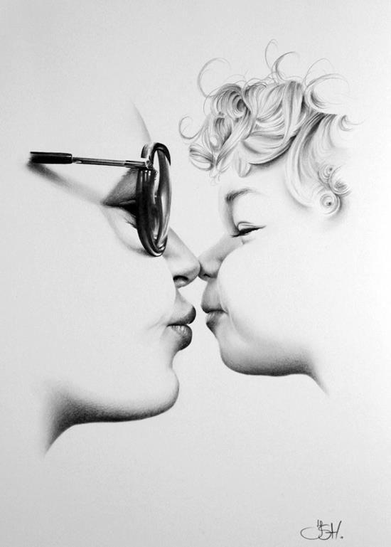 30 hyper realistic pencil drawings by romanian artist ileana
