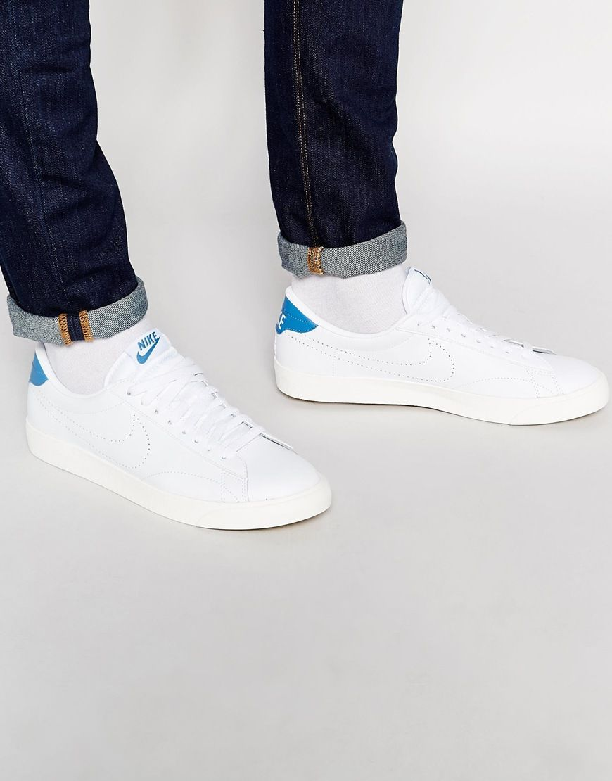 Buy Men Shoes / Nike Tennis Classic Vintage Trainers