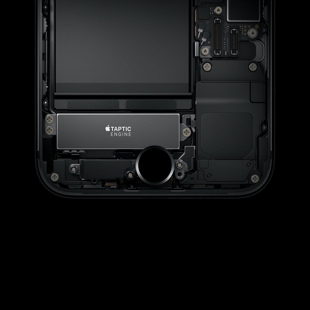 dark minimal iphone7 haptic art illustration apple #retina #ipad